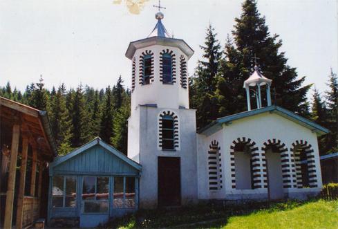 Общ изглед на манастирчето